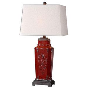 Centralia Ceramic One-Light Table Lamp