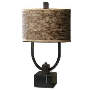 Stabina Rustic Bronze Table Lamp