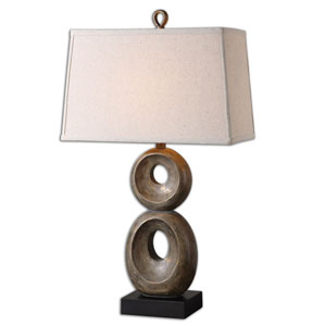 Osseo Aged One-Light Table Lamp