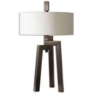 Mondovi Antique Two-Light Table Lamp