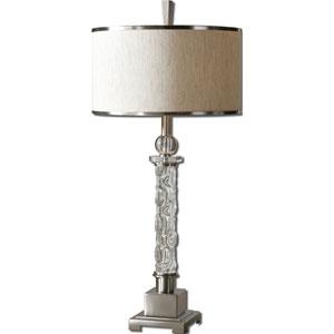 Clear Campania Lamp