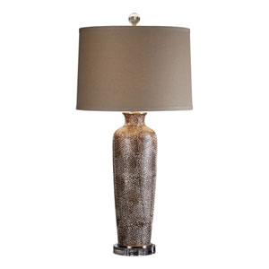 Reptila Textured Ceramic Lamp