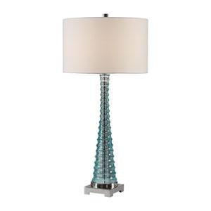 Mecosta Sky Blue Lamp