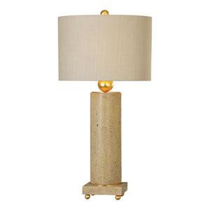Krisel Oval Column Lamp