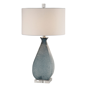 Atlantica Ocean Blue One-Light Table Lamp