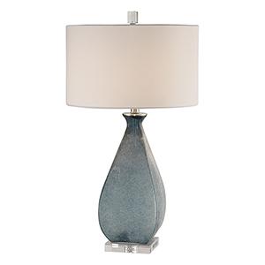 Atlantica Ocean Blue One-Light Table Lamp