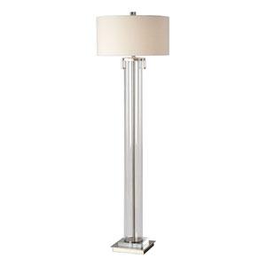 Monette Tall Cylinder Floor Lamp