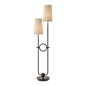 Riano Two-Arm / Two-Light Floor Lamp