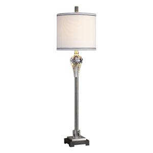 Daisetta Cut Crystal Table Lamp
