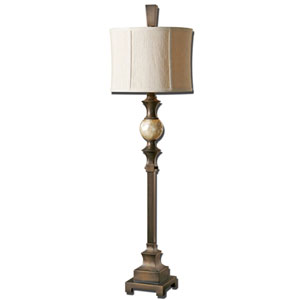 Tusciano Dark Bronze Table Lamp