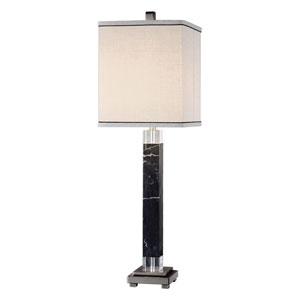 Brigida Black Marble Accent Lamps