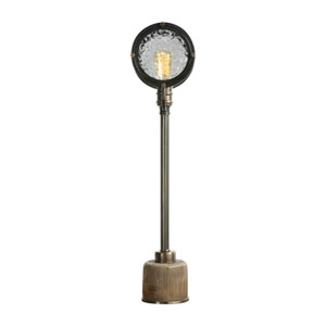 Gavia Iron Column Lamp