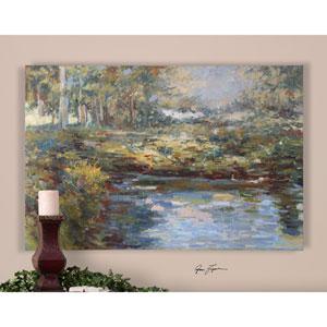 Lake James: 60 x 40 Wall Art