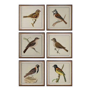 Spring Soldiers by Grace Feyock: 15 x 15-Inch Wall Art, Set of Six