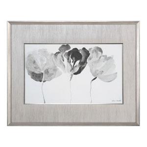 Trio In Light Floral Print