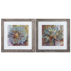 Sublime Truth By Grace Feyock: 37 x 37 Wall Art, Set of Two
