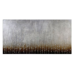 Sterling Branches: 60 x 30 Wall Art