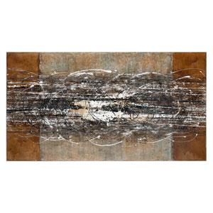 Frantic by Billy Moon: 70 x 38-Inch Wall Art