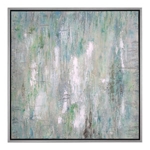 Flowing Along Abstract Art