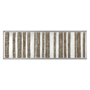 Rustic Fence Abstract Art