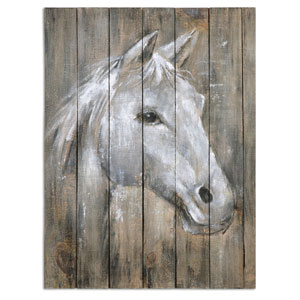 Dreamhorse by Grace Feyock: 24 x 32-Inch Hand Painted Art