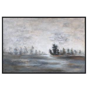 Evening Mist Landscape Art