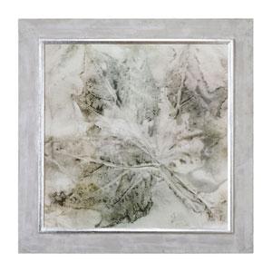 Contemporary Leaf Modern Print