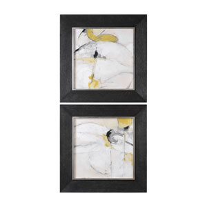 Trajectory Modern Abstract Wall Art, Set of 2