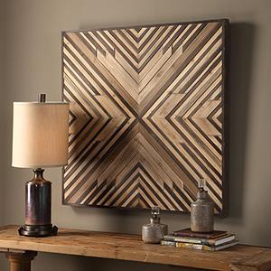Floyd Wooden Wall Art