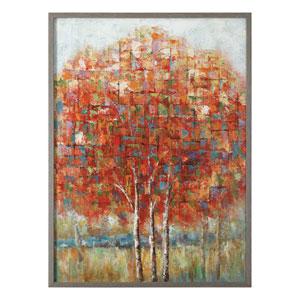 Autumn View Landscape Art