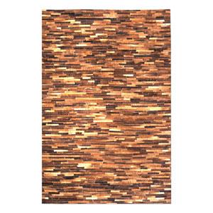 Tiago Medium Brown Rectangular: 8 Ft. x 10 Ft. Rug
