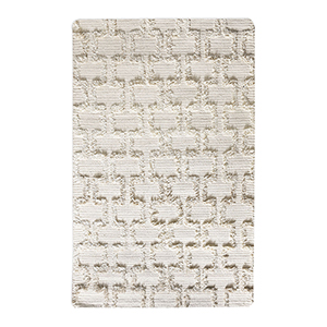 Lapis Ivory Rectangular: 5 Ft. x 8 Ft. Rug