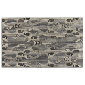 Sepino Gray Rectangular: 8 ft. x 10 ft. Rug