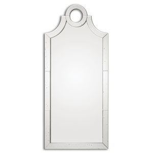Acacius Gold Arched Vanity Mirror