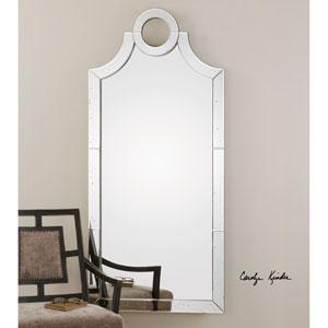 Acacius Gold Arched Vanity Mirror