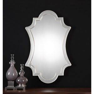 Elara Antique Silver Wall Mirror