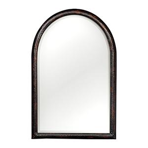 Rada Arch Aged Bronze Mirror