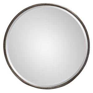 Nova Burnished Gray Mirror