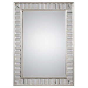 Lanester Antique Silver Mirror