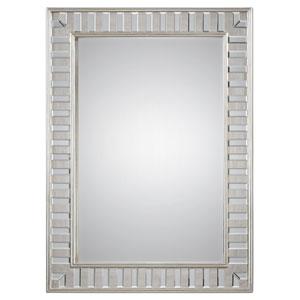 Lanester Antique Silver Mirror