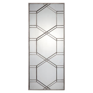 Kennis Silver Antique Silver Mirror