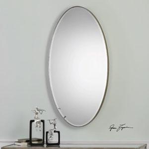 Petra Antique Silver Mirror