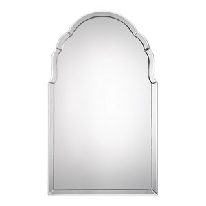 Brayden Frameless Arched Mirror