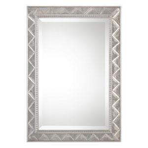 Ioway Metallic Silver Mirror