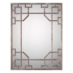 Genji Antique Mirror