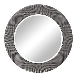 Aziza Silver Mirror