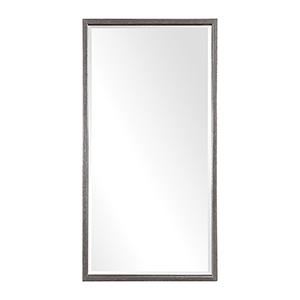 Gabelle Silver Mirror