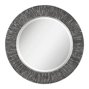 Wenton Aged Wood Mirror
