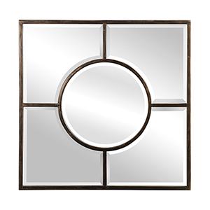 Baeden Dark Bronze Mirror