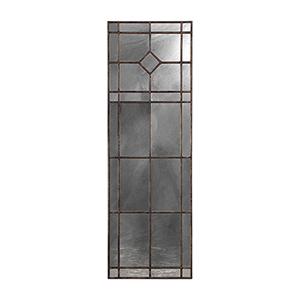 Winthrop Rust Bronze Antique Mirror